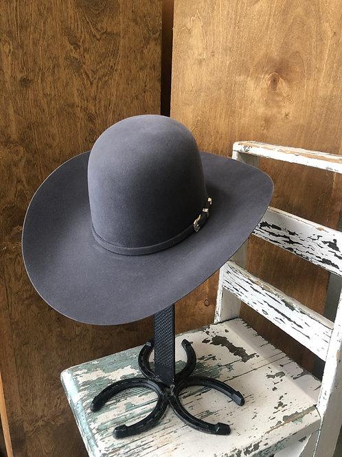 American Hat Co. 10x Steel Felt Open Crown [HT1898]