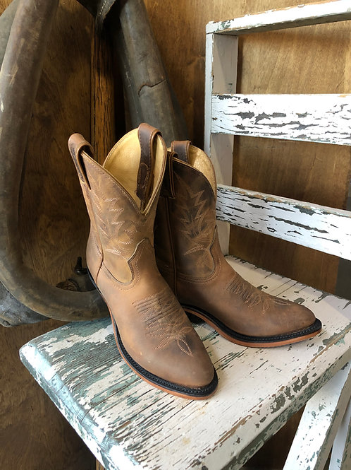 Boulet 5190 Ladies' Cowboy Boots with Medium Cowboy Toe