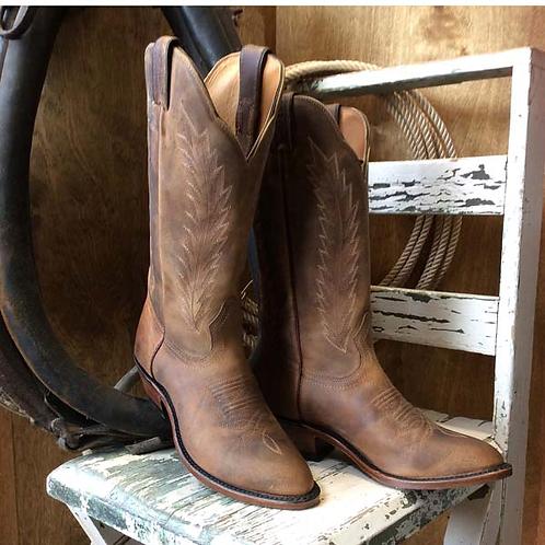 BOULET Ladies 9026 Western Boots