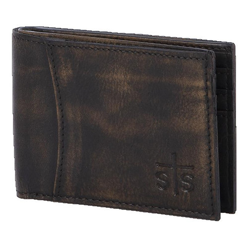 STS PONY EXPRESS BIFOLD 2 WALLET