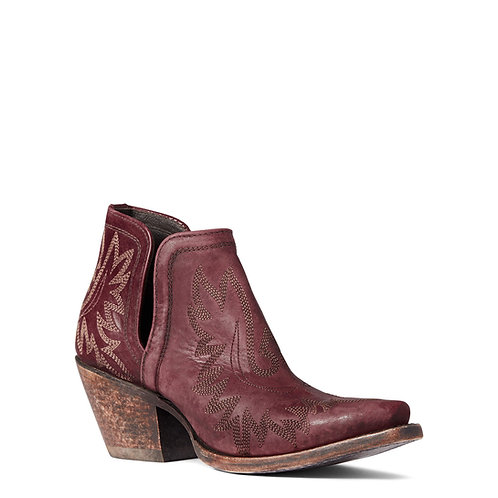 ARIAT DIXON WEATHERED RED
