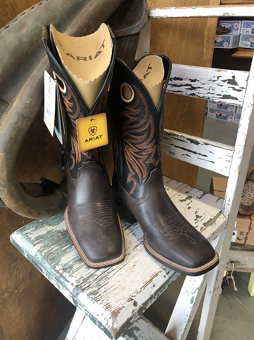 Ariat MENS SPORT RIDER WIDE SQUARE TOE