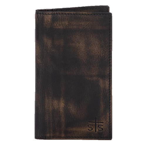 STS PONY EXPRESS LONG BIFOLD WALLET