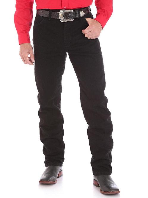 Wrangler Men's Black Cowboy Cut Original Fit Jeans 13MWZWK