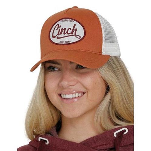 CINCH WOMENS COPPER TRUCKER CAP