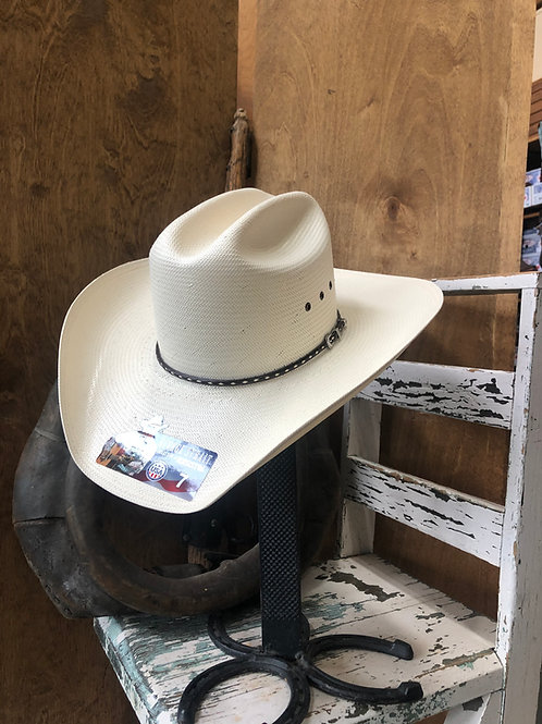 Resistol George Strait Alpha Straw Cowboy Hat RSALPA3042