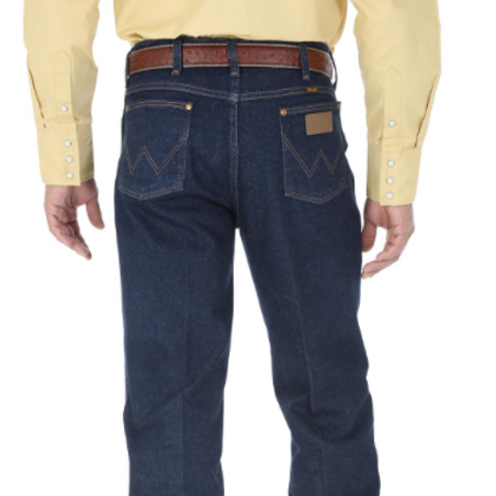 Cowboy Cut®  Stretch Jean Slim Fit - 0937STR Wrangler Boot Cut Stretch Denim