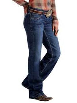 WOMEN'S JAYLEY TROUSER FIT DARK RINSE Style: CB10154001