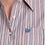 Thumbnail: Cinch WOMEN'S BLUE, NAVY, RED AND WHITE STRIPE BUTTON-DOWN MSW9164137