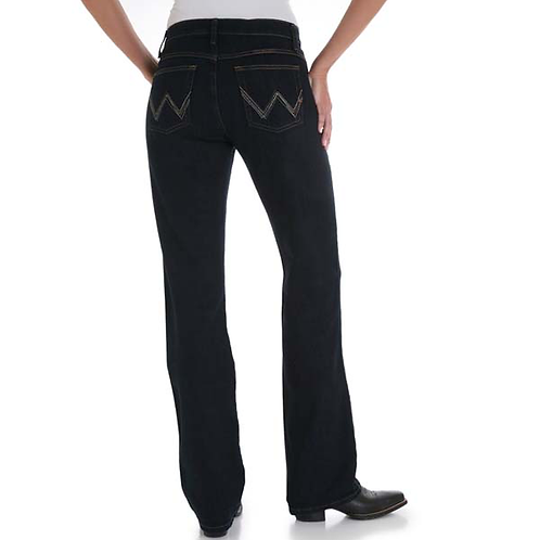 Wrangler Womens The Ultimate Riding® Jean - Q-Baby™ -WRQ20DD