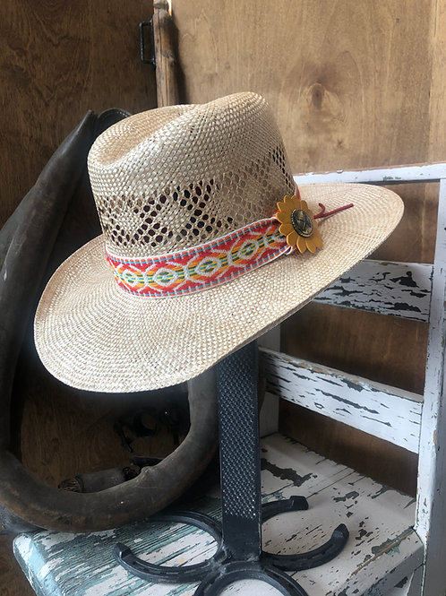 Charlie 1 Horse Heart Breaker - Straw Cowboy Hat