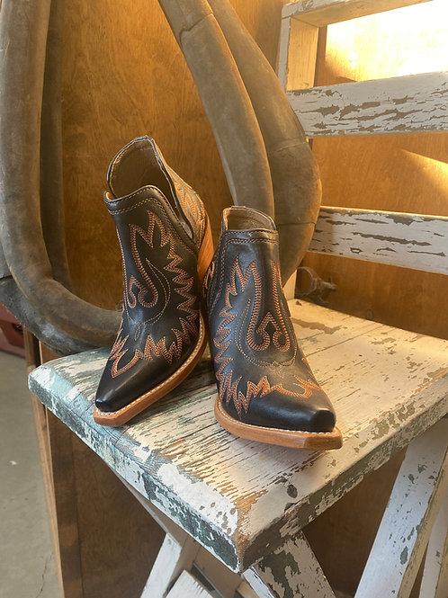 Ariat Dixon Western Boots BLACK