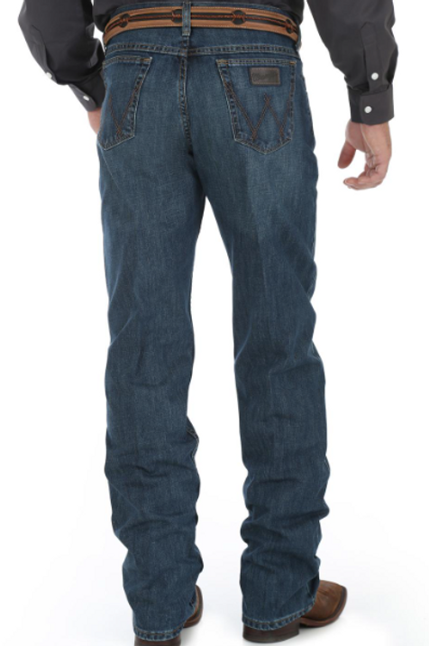 Wrangler® 20X® 01 Competition Jean 01MWXRW River Wash