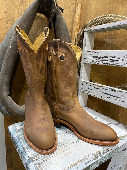 Boulet 9397 HillBilly Golden Round Toe Mens Boots
