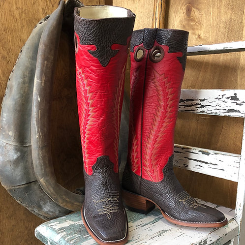 HONDO Custom Made Buckaroo Boot