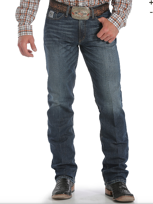 Cinch MB98034006 Men's Silver Label Dark Wash Performance Jeans