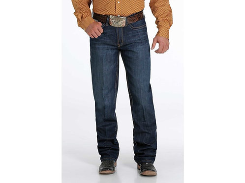 CINCH WHITE LABEL DARK WASH RELAXED FIT JEAN