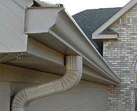 seamless rain gutters