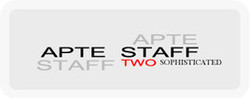 APTE STAFF TWO