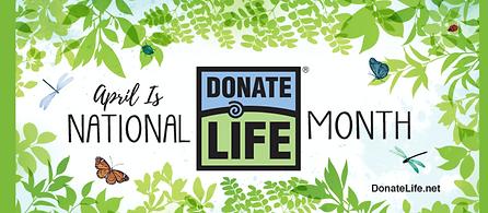 Organ donor awareness month 2021