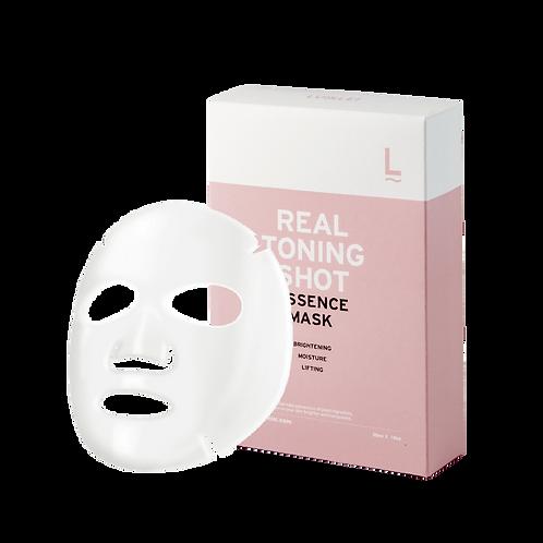 リアルトーニングショットエッセンスマスク
