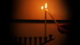 Three Candles and a Tear