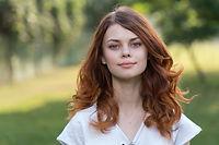 Kopfbild junges Mädchen