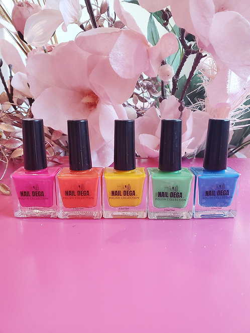 Nail Dega Signature Polish Collection