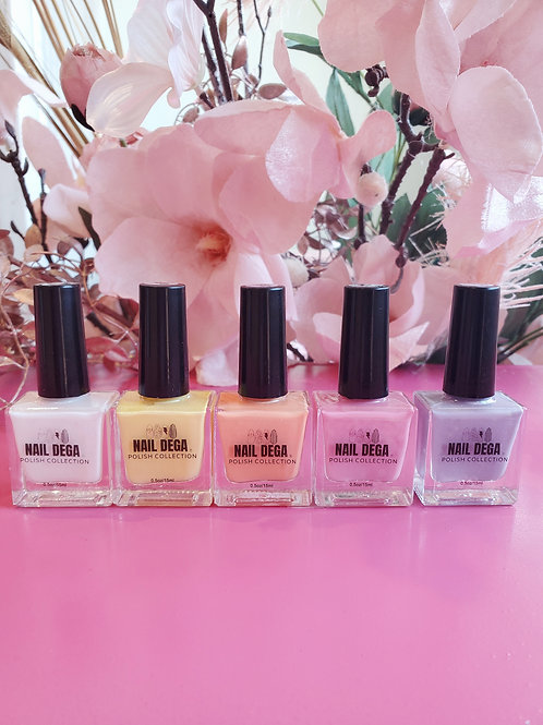 Kind Tones Pastel Polish Collection