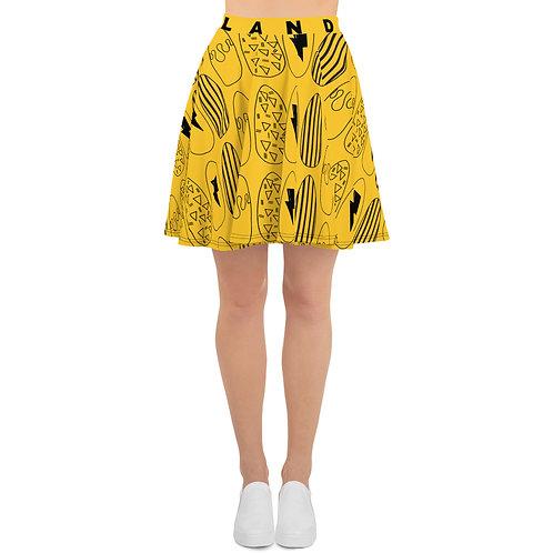 NDLA Line Art Skater Skirt