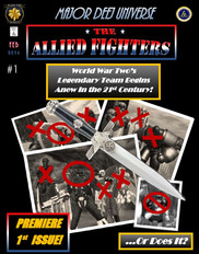 The Allied Fighters Vol. 1, Issue 1 Cover