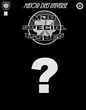 Unknown MDU Special Issue Cover