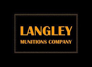 Langley Munitions Company Logo-Black Web