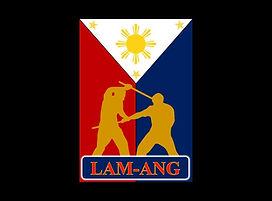 Lam-Ang Martial Arts Studio Logo-Black W