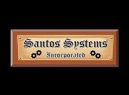 Santos Systems Logo with Black Back.jpg
