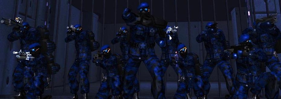 Exterminators Mercs and Director 13 Group Shot I.jpg