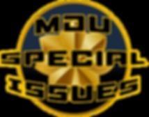 Major Deej Universe (MD) Speical Issues Logo
