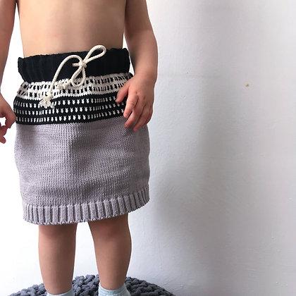 quika dot skirt