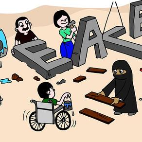 Muslimhat må takles innenfra