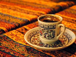 Культура кофе в Турции
