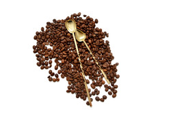 Ложки кофейные с сердечком