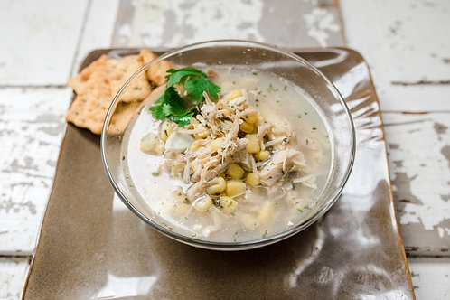 Turkey Corn Soup