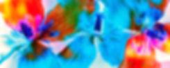 Trevor Childs Artist Art Saatchi Clematis Fall Whisper Summertime