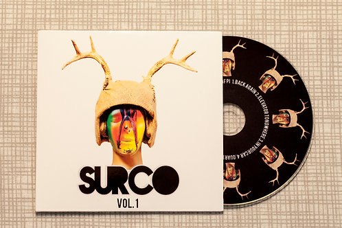 Surco - Vol.1 (CD)