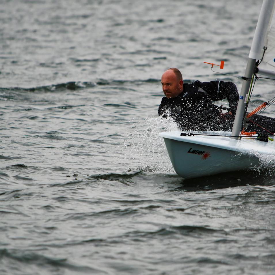 Lasar Sailing