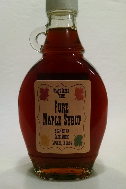 8 oz. Maple Syrup