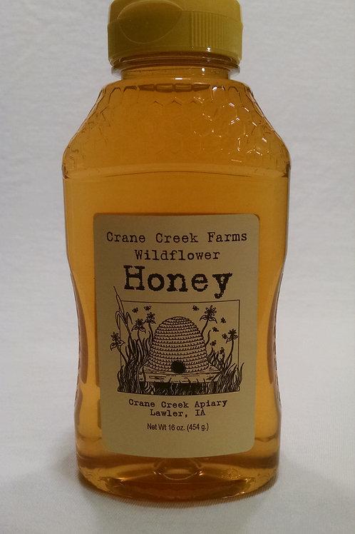 16 oz. Honey