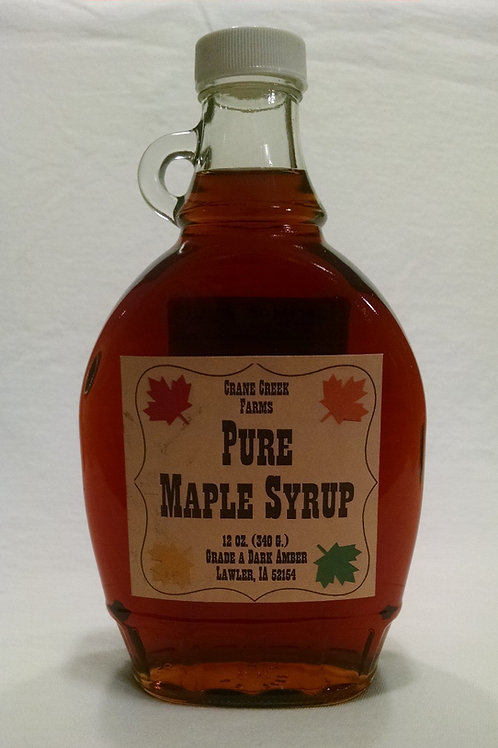 12 oz. Maple Syrup