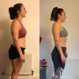 Lauren E Success Story Transformation Side