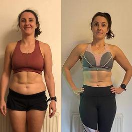 Lauren E Success Story Transformation Front